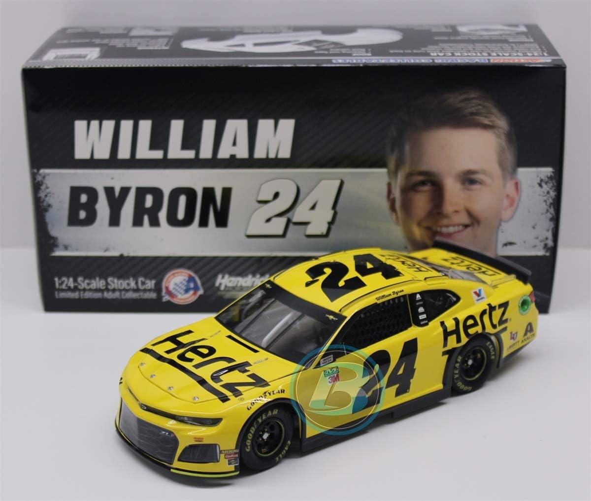 Lionel Racing Jeff Gordon William Byron #24EVER NASCAR Diecast 1:24 Scale