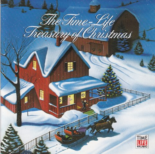 Beach Boys - The Time-Life Treasury of Christmas - Zortam Music