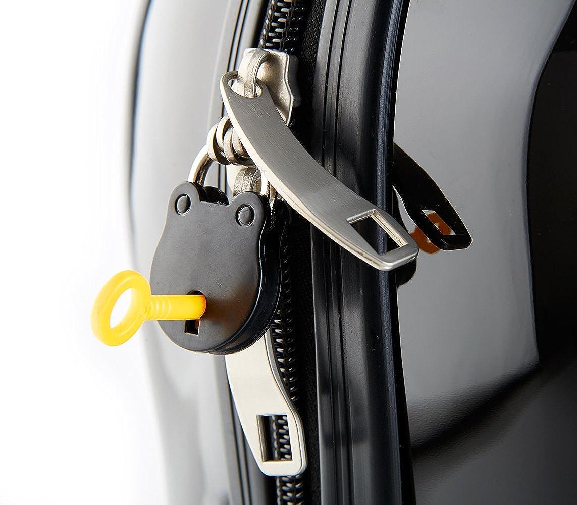 BRUBAKER Panda Suitcase Luggage for Kids Suitcase/_Kids/_Panda