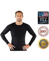 Rash Guard For Men Compression & Base Layer Shirt