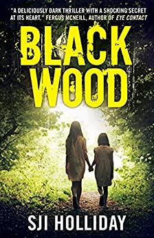 Black Wood: A deliciously dark thriller with a shocking secret at its heart (Banktoun Trilogy) by [Holliday, SJI]