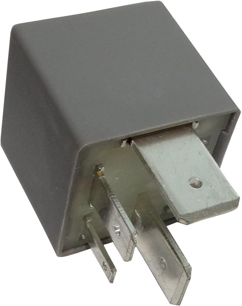 Aerzetix C40258 Kraftstoffpumpenrelais Kompatibel Mit 857951253 191906383 191906383c Für Auto Auto