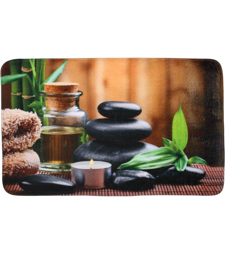 fengyijiating Bath Rug Spa Indoor Floor Mats Living Room Bedroom Bathroom Door Mat 30'' x 18''