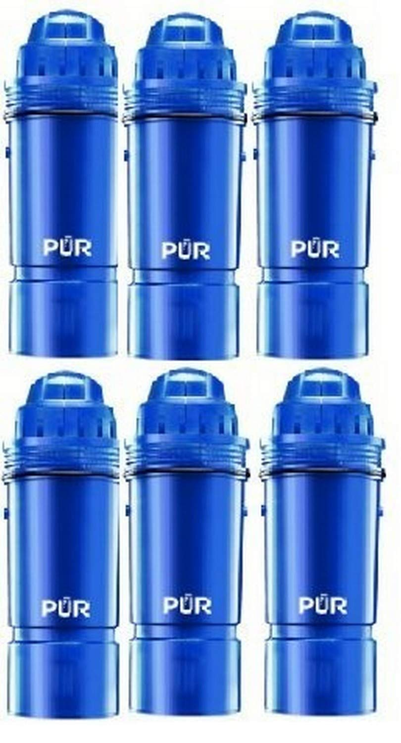 PUR CRF-950Z3PK-2 Water Filters, Pack of 6, Blue