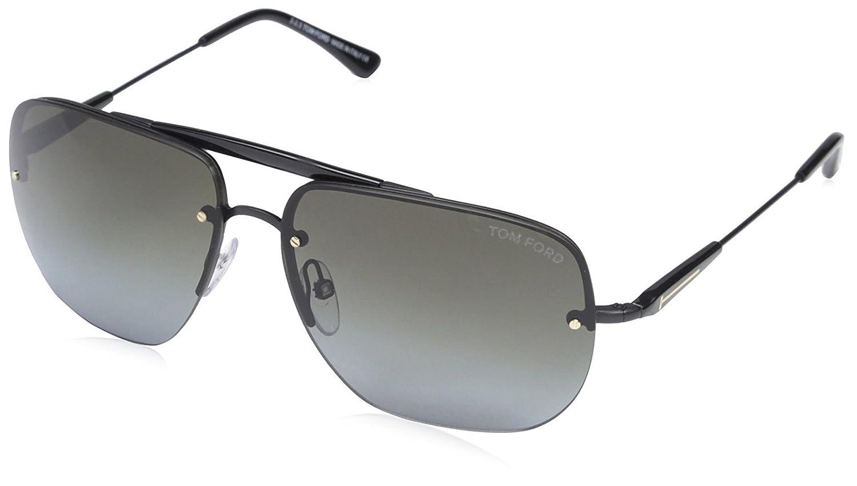 Tom Ford Sonnenbrille FT0144_MET_18V (58 mm) metall P7KIGpJs