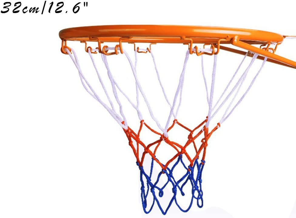 Kids Basketball Hoop, Dream Travel Basketball Rim Goal Wall Mounted Basketball Hoop Indoor Outdoor Hanging Basketball Hoop