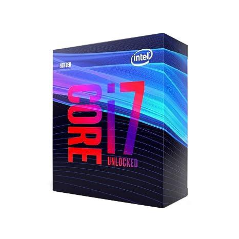 CPU Intel Core i7-9700K BOX