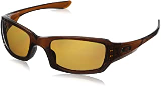 product image for Oakley Men's Fives Squared OO9238-08 Rectangular Sunglasses