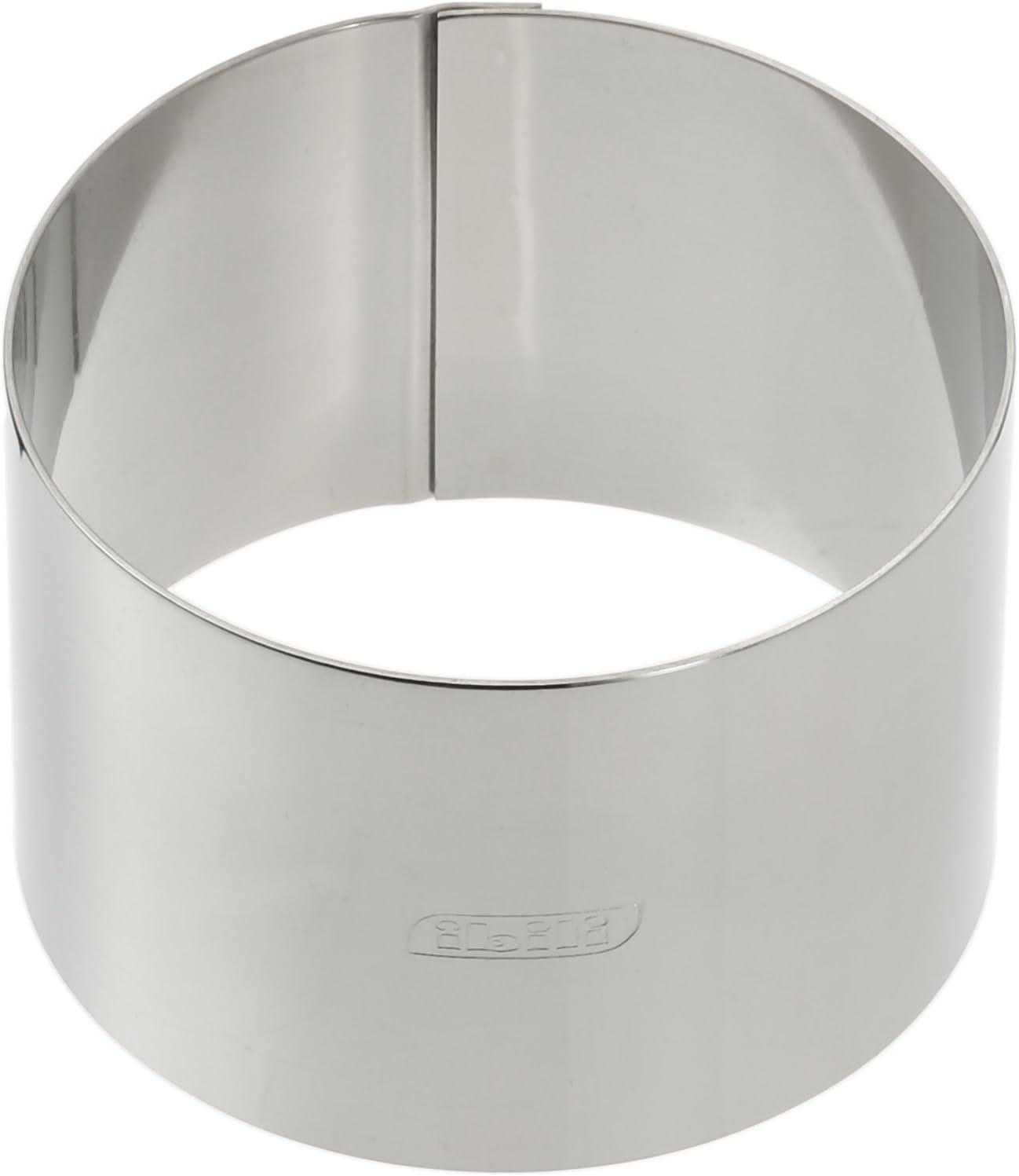 Argent INOX IBILI 716109 Cercle 19 x 9,5 x 19 cm
