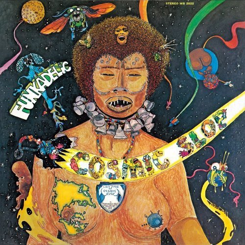 Funkadelic - Cosmic Slop (Japanese Mini-Lp Sleeve, Japan - Import)