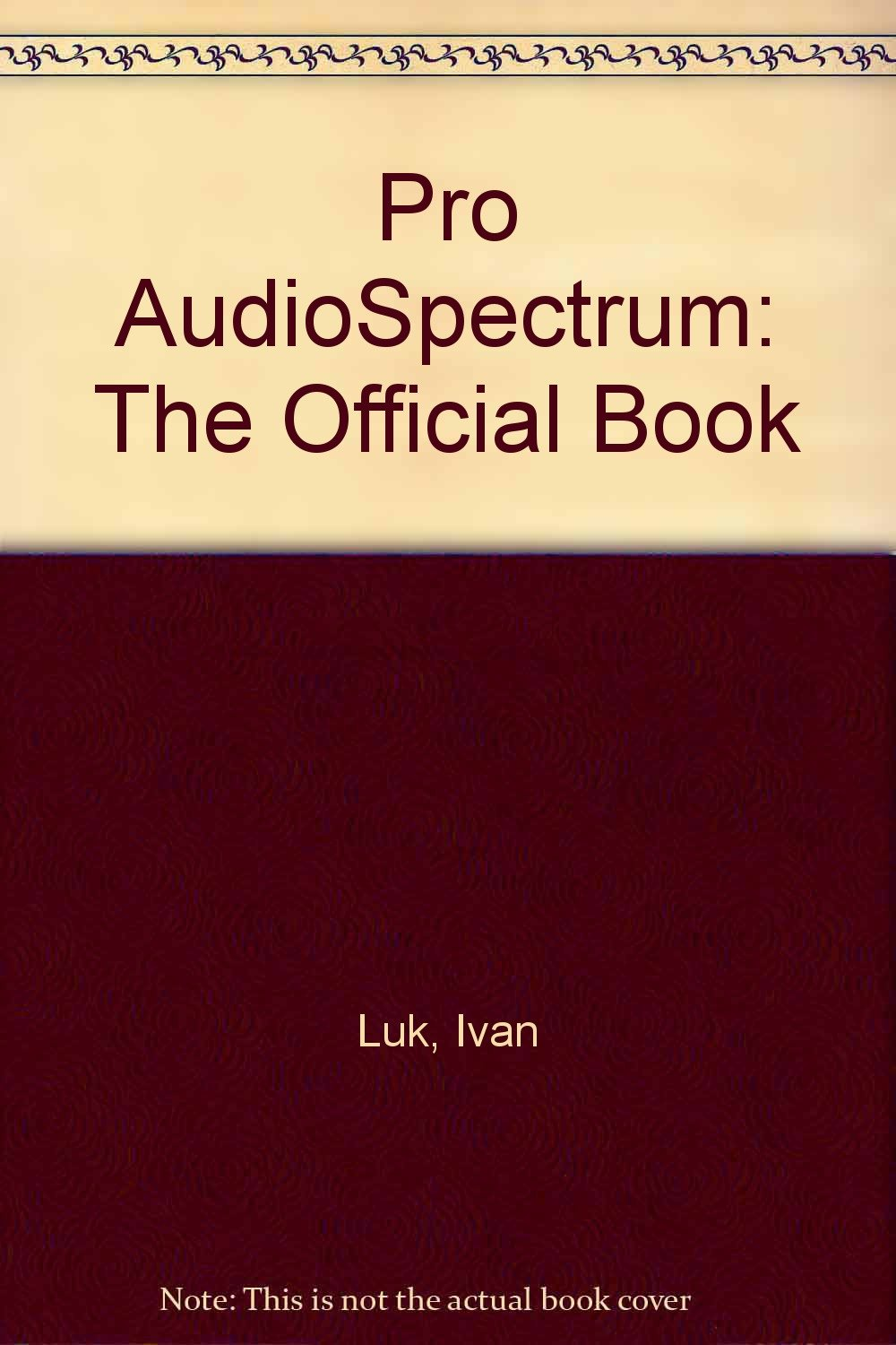 Pro Audio 16: The Official Book