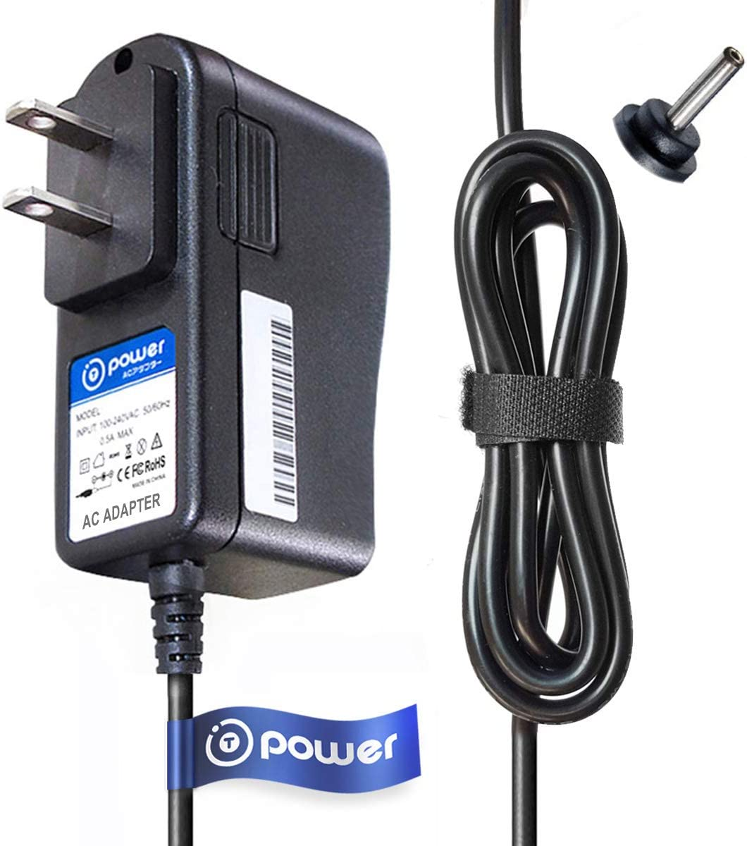 T POWER 9V Ac Dc Adapter Charger Compatible with Ryobi CH124 720391002 HP108L ZRHP108L SA721 Lithium-Ion Cordless Kit Drill Driver Class 2 Transformer Charger Power Supply