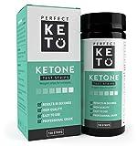 Perfect Keto Ketone Testing Strips: Test Ketosis