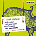 Mörder Anders und seine Freunde nebst dem einen oder anderen Feind Audiobook by Jonas Jonasson Narrated by Jürgen von der Lippe