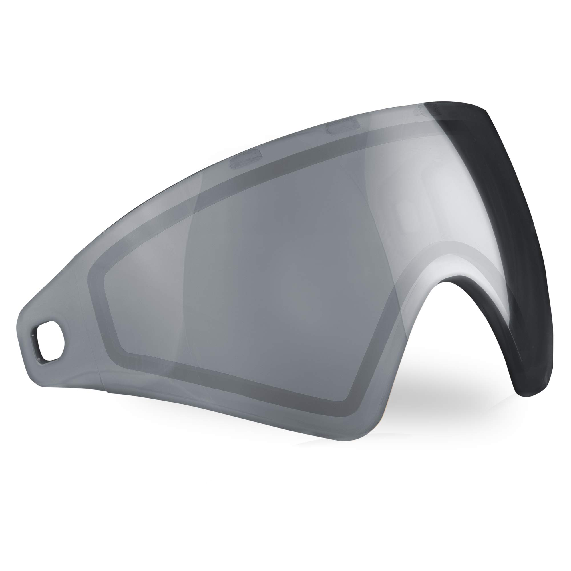 Virtue VIO Replacement Paintball Goggle Lens - Fits Ascend/Contour/Extend and XS Masks - Thermal Bright Mirror by Virtue Paintball