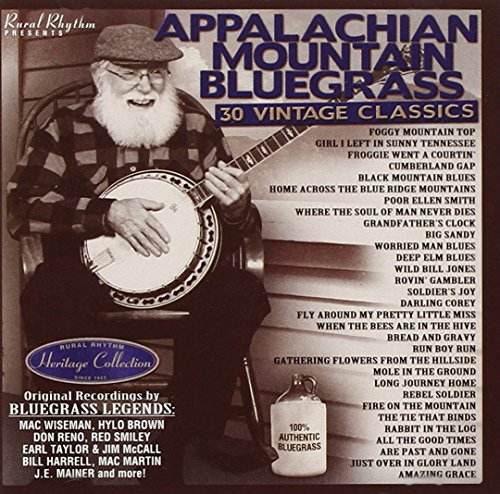 Appalachain Mountain Bluegrass - 30 Classics by The Mountain