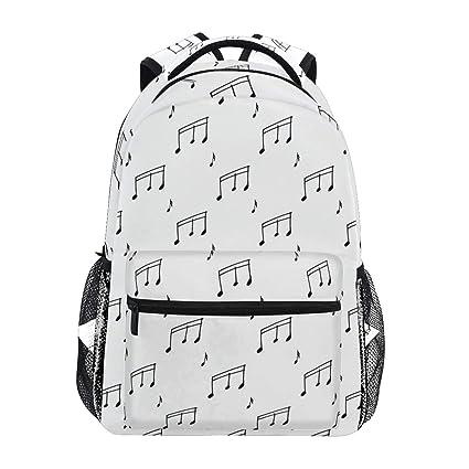 Amazon com: CANCAKA Musical Notes Theme Melody Sonata