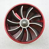 Single Air Intake Gas Fuel Saver Turbine Turbo