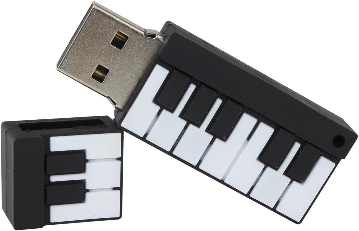 Piano Keys 8 Gb Usb Stick A Great Gift For Musicians Elektronik