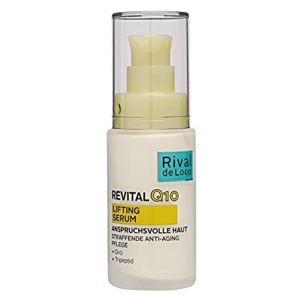 Rival de Loop revital Q10 Lifting Serum 30 ml para exigentes, piel straffende anti-