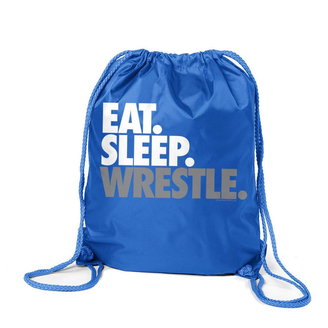 【セール】 Eat Sleep Wrestle (区点) (区点) シンチサック | ChalkTalkSPORTS Sleep ChalkTalkSPORTS レスリングバッグ B019ZPDPMK ロイヤルブルー ロイヤルブルー, 河内村:31e84240 --- fenixevent.ee