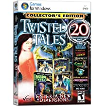 Mystery Masters: Twisted Tales - 20 Pack