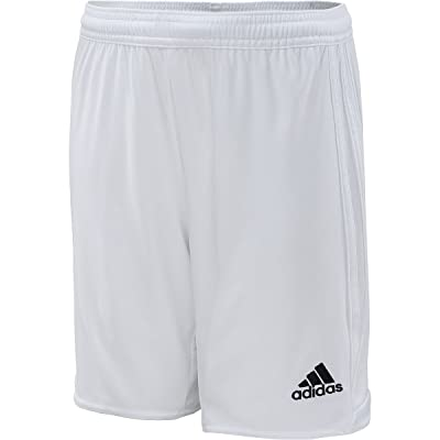 adidas Tiro13 Soccer Shorts (White) YOUTH (XS)