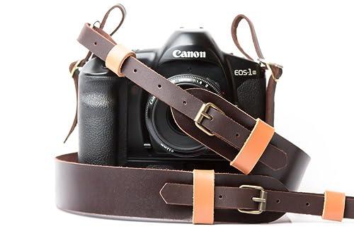 Personalized Camera Strap Leather Camera Strap