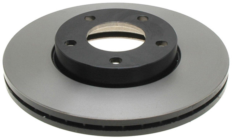 ACDelco 18A350A Advantage Non-Coated Front Disc Brake Rotor