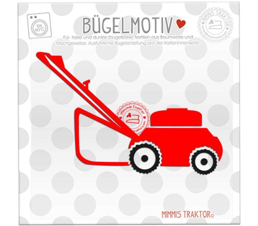 mimmis Tractor® estribo de cortacésped 12,5 cm x 8 cm Color ...