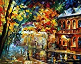 OLD MOSCOW is an Oversized, One-of-a-Kind, ORIGINAL OIL PAINTING ON CANVAS by Leonid AFREMOV. We asked Leonid to paint some new, exciting and AFFORDABLE LARGE ORIGINALS for his collectors in the USA. Each of these AMAZING ORIGINAL Masterpieces are ha...