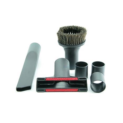 Staubsaugerrohr 35mm Hartbodendüse /& Möbelpinsel für Miele S5 EcoLine Green