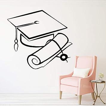 Amazon.com: YANJUNHONG Vinyl Wall Stickers Teens Bedroom ...
