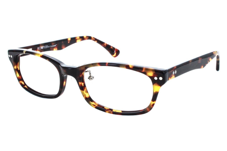 Red Tiger 507z Mens Eyeglass Frames - Tortoise