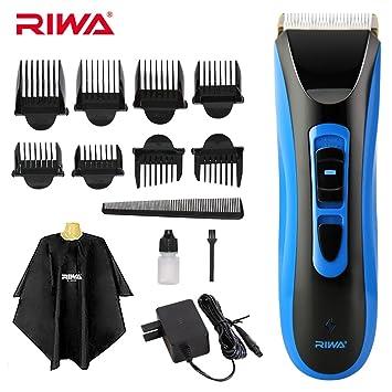 Amazon Com Riwa 750a Professional Cordless Hair Grooming Kit Wet