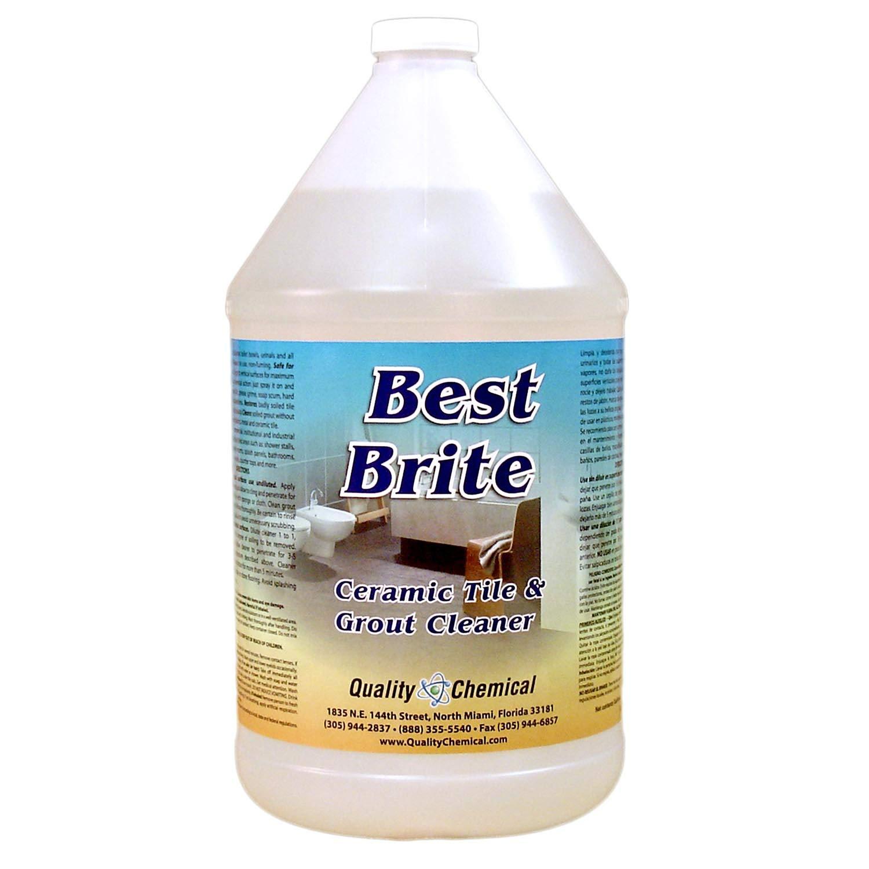 Best Brite – 丈夫なタイルとグラウトCleaner with Acid 1 gallon QCC-146-1 B014RDGO14  1 gallon
