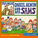 Onkel Alwin und das Sams (Sams 6) Audiobook by Paul Maar Narrated by Ulrich Noethen
