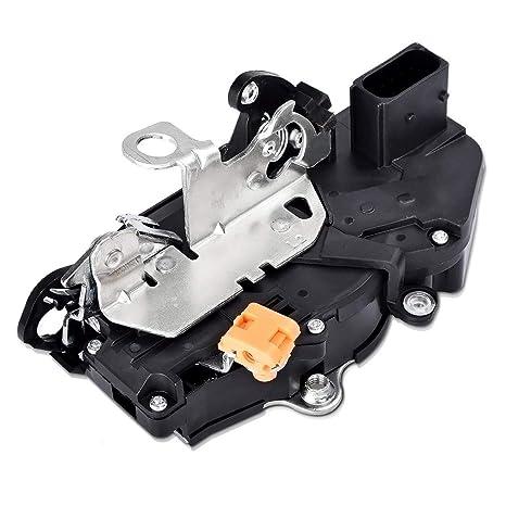 GM OEM Front Door-Lock Actuator Motor 25863021