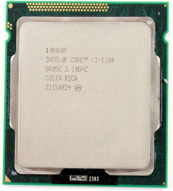 Intel Core i3-2100 SR05C 3.10GHz CPU Computer Processor LGA 1155 Socket