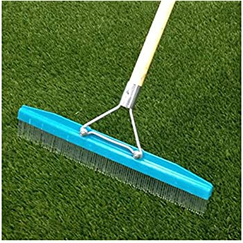Amazon Com Grandi Groom Artificial Turf Rake Carpet