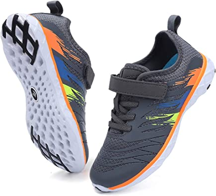Toddler//Little Kid//Big Kid CIOR Boys /& Girls Water Shoes Quick Drying Sports Aqua Athletic Sneakers Lightweight Sport Shoes