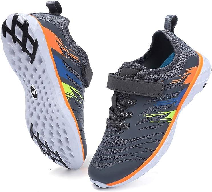 DESTURE Kid Water Shoes Girl /& Boys Lightweight Quick Dry Sport Aqua Shoe Outdoor Athletic Sneakers