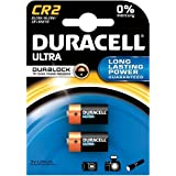 Duracell Ultra Power - 2x piles3V au Lithium, non rechargeables