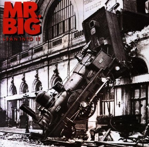mr big lean into it songs