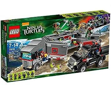 LEGO Teenage Mutant Ninja Turtles: Amazon.es: Electrónica