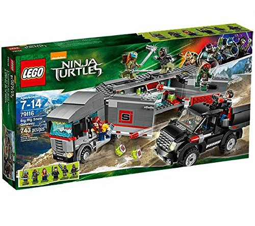 LEGO Teenage Mutant Ninja Turtles: Amazon.es: Electrónica
