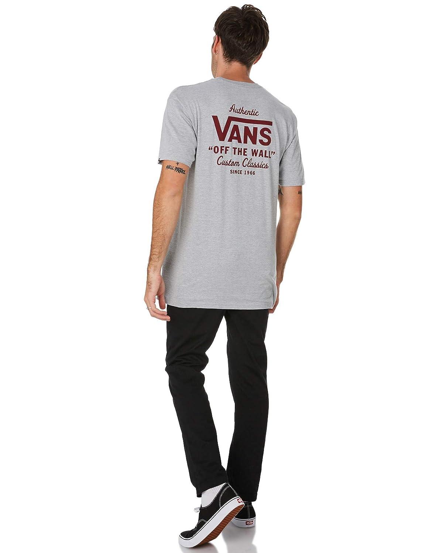 Vans The Classic - Camiseta - Negro - Large: Amazon.es: Ropa y ...