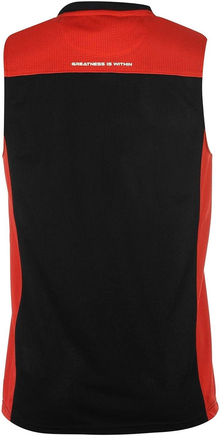 Everlast Mens Basketball Jersey Performance Vest Tank Top