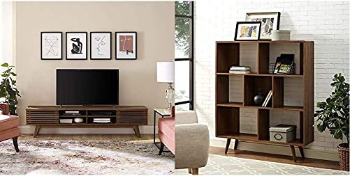 Modway Render 70 22 Mid-Century Modern Low Profile Media Console Entertainment TV Stand