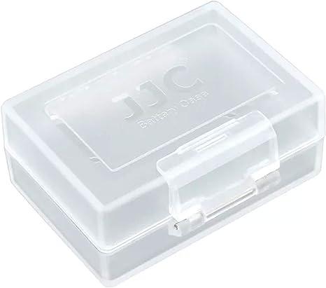 JJC BC-1 - Caja de Almacenamiento para cámara (65 x 45 x 28 mm ...